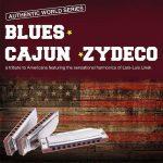 Lars Luis Linek Blues Cajon Zydeco 2016
